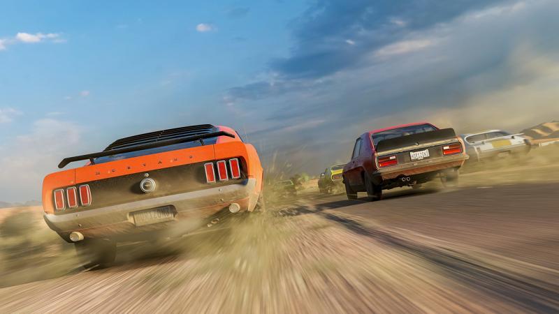 Официально анонсирована Forza Horizon 4