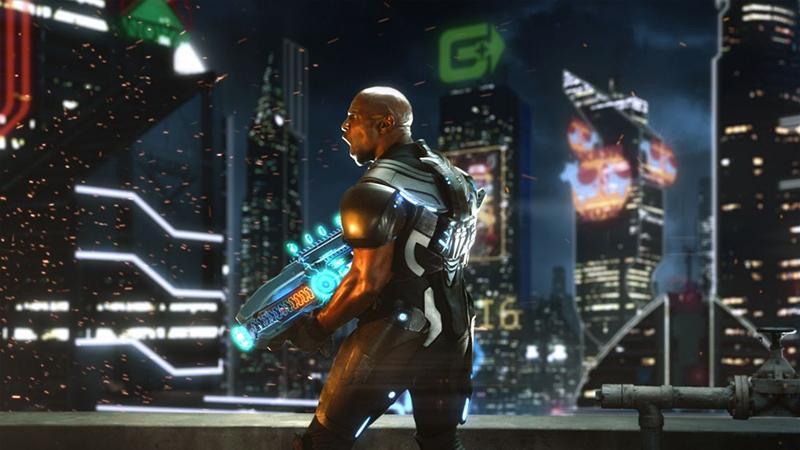 Crackdown 3 возвращается с новым трейлером