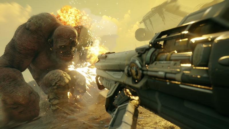 Новый геймплей Rage 2 с выставки E3 2018