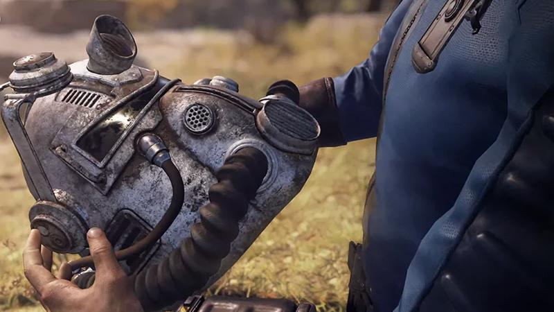 Новые трейлеры и подробности Fallout 76