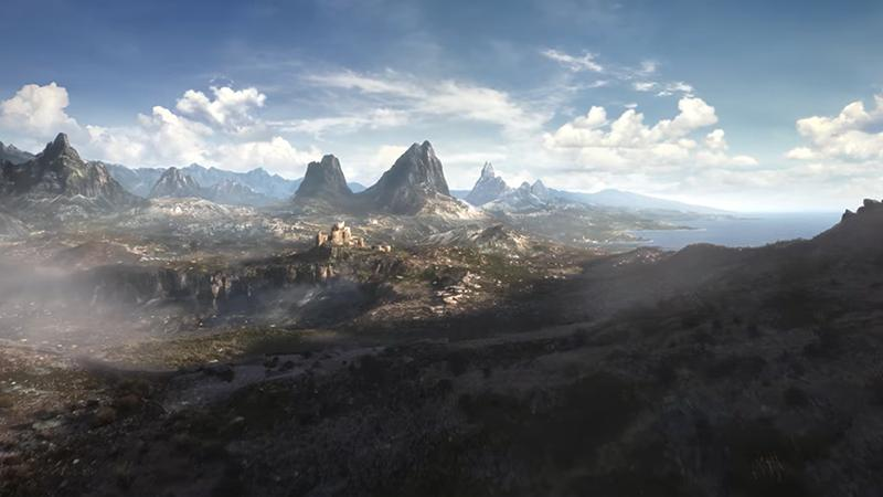Официально анонсирована The Elder Scrolls 6