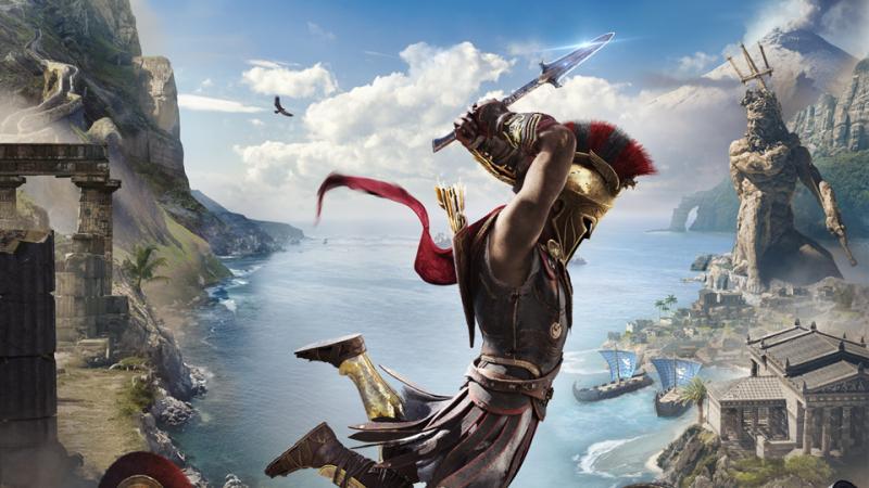 Дебютный трейлер и геймплей Assassin's Creed: Odyssey