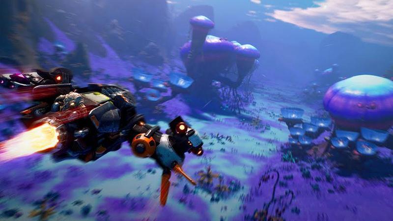 Релиз космического экшена Starlink: Battle for Atlas состоится в октябре