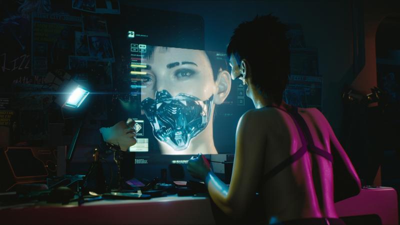 Первые официальные подробности о Cyberpunk 2077
