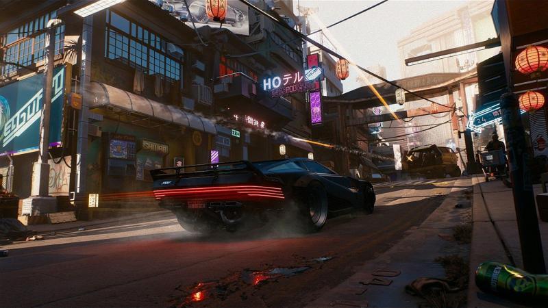 Cyberpunk 2077 будет одиночной игрой, но может в будущем получить мультиплеер