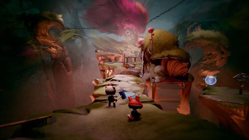 Изумительный геймплей Dreams с выставки E3 2018