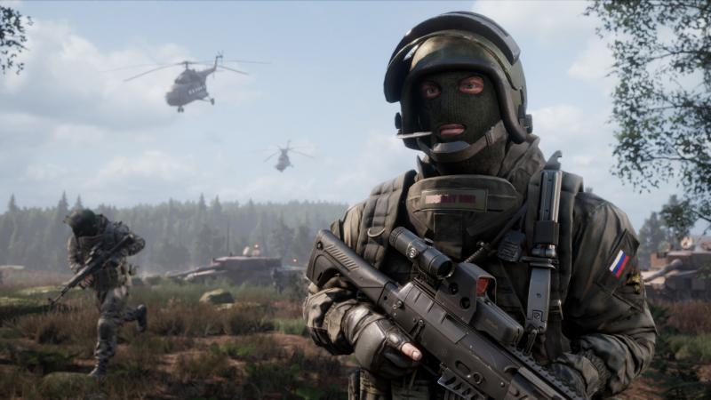 Мультиплеерный шутер World War 3 покажут на выставке Gamescom 2018