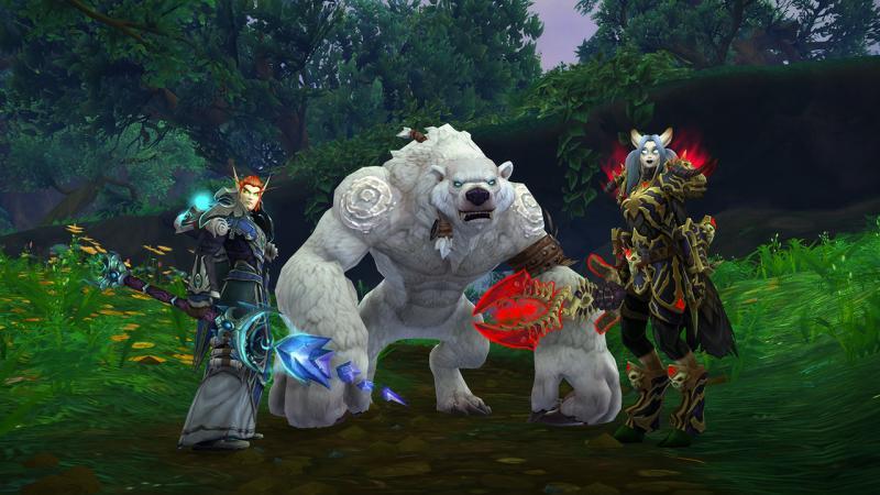 В World of Warcraft стартовало уникальное событие перед выходом Battle for Azeroth