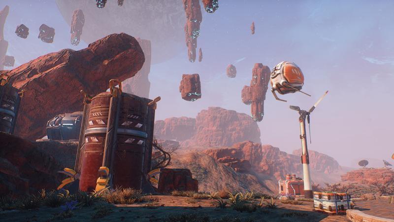 Planetrism - новая научно-фантастическая RPG на Unreal Engine 4