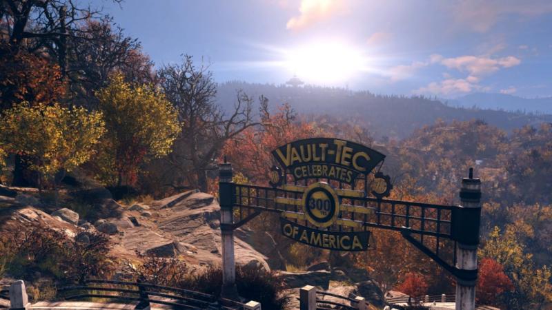 Прогресс из беты Fallout 76 может перекочевать в релизную версию игры