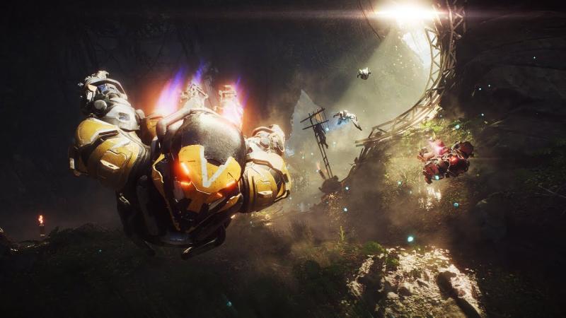 Полное прохождение целой миссии в геймплейном ролике Anthem