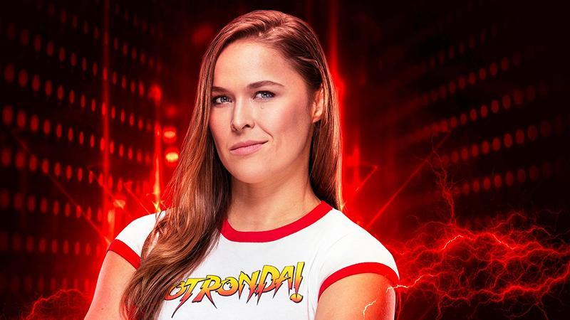 Ронда Роузи дебютирует в WWE 2K19 в качестве бонуса предзаказа