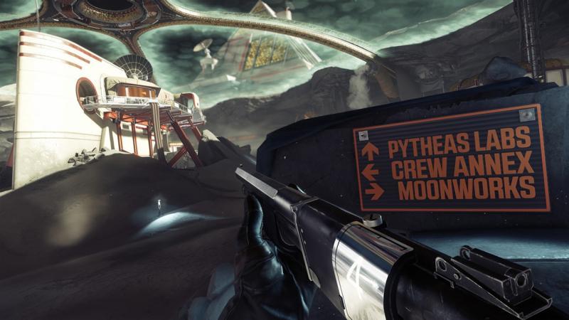 В дополнении Prey: Mooncrash появился контент из Skyrim и The Evil Within