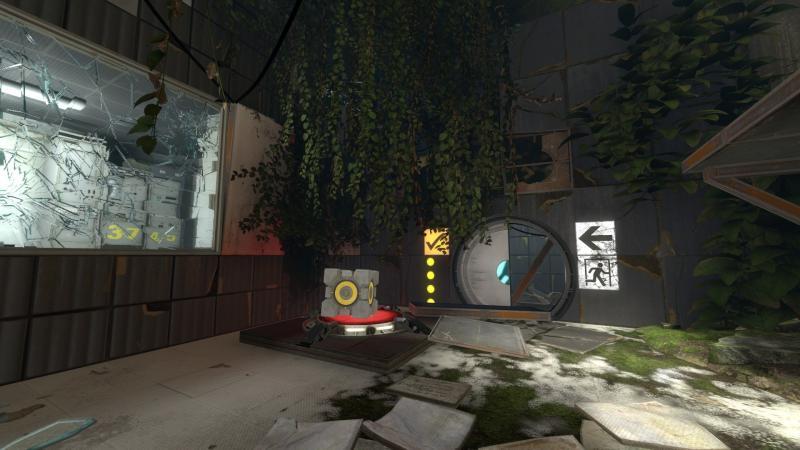 Мод Destroyed Aperture для Portal 2 добавит 20 новых карт и 30 портальных головоломок