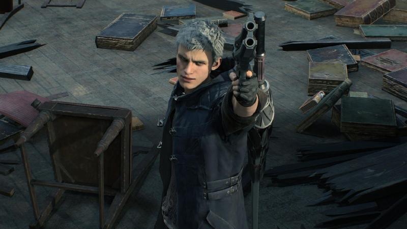 Сюжет Devil May Cry 5 сосредоточится на Неро