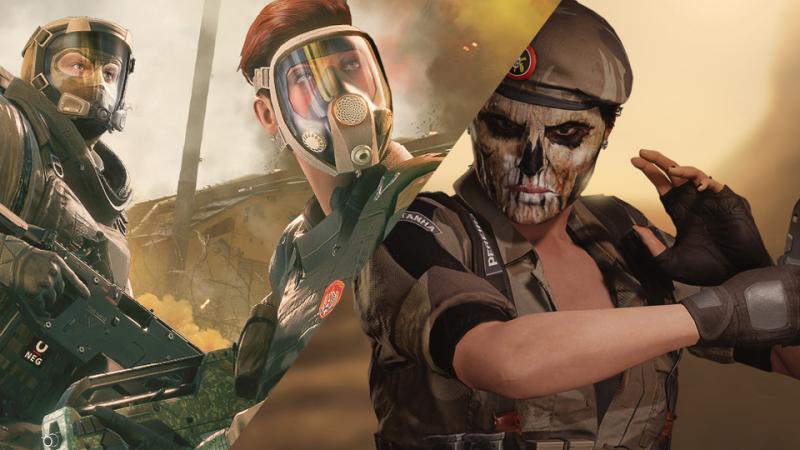 Ubisoft забанила почти полторы тысячи игроков Rainbow Six: Siege, игравших с читерами