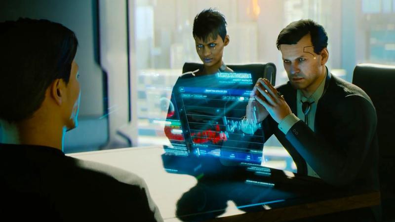 Новые подробности ролевых механик в Cyberpunk 2077