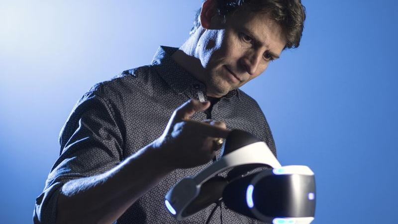 Создатель PlayStation VR перешел в консольное подразделение Google
