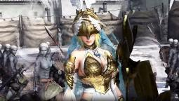 Афина и Зевс в новых трейлерах Warriors Orochi 4