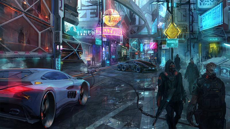 Cyberpunk 2077 является по сути политической игрой