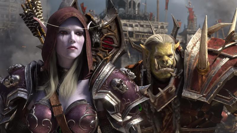Ярость Сильваны в новом тизере World of Warcraft: Battle For Azeroth