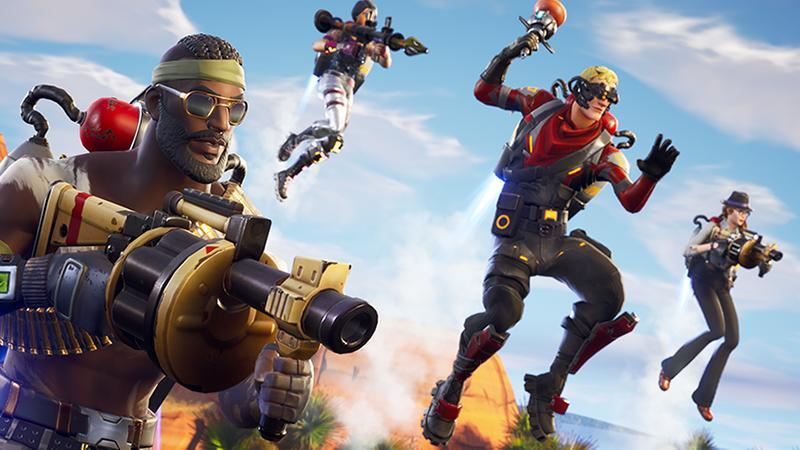 В Fortnite: Battle Royale прибыл новый временный взрывной режим