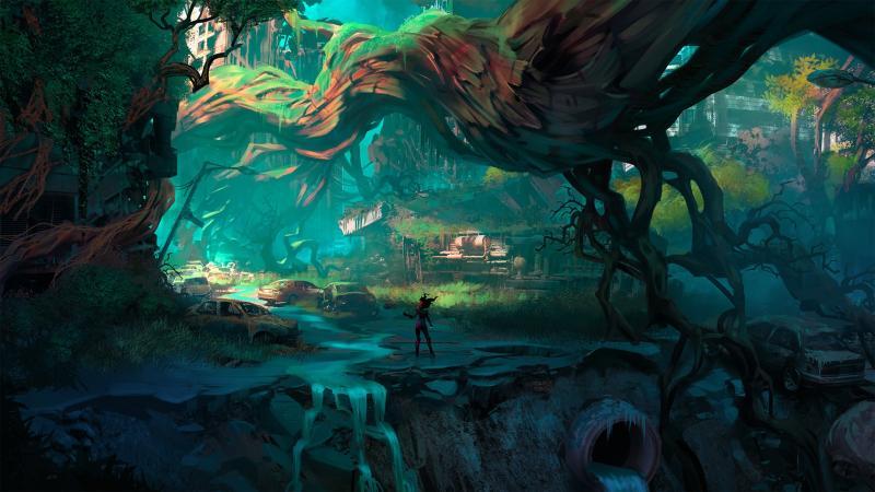 Загадки и головоломки в новом геймплейном трейлере Darksiders 3