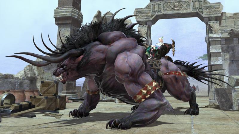 Первый взгляд на броню Бегемота в Monster Hunter: World