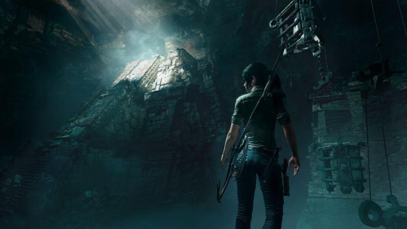 Опасные гробницы в трейлере Shadow of the Tomb Raider