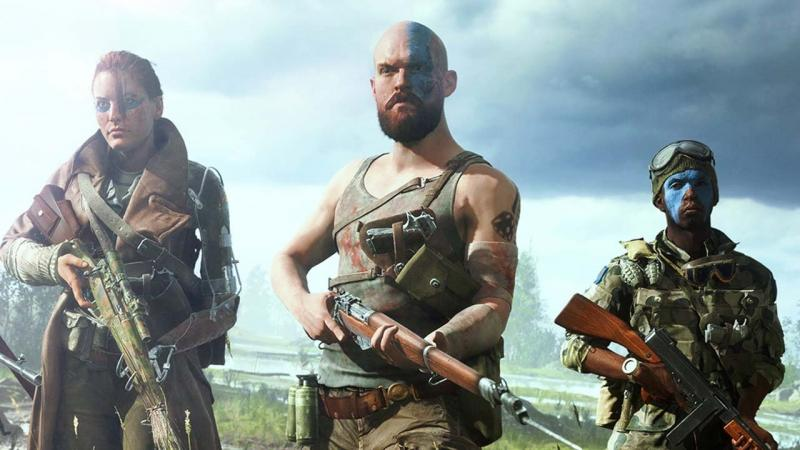 Почти полтора часа геймплея Battlefield V в режиме Grand Operations