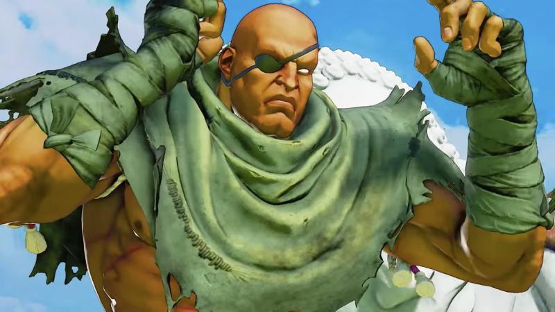 Сагат и Президент Джи пожаловали в Street Fighter 5