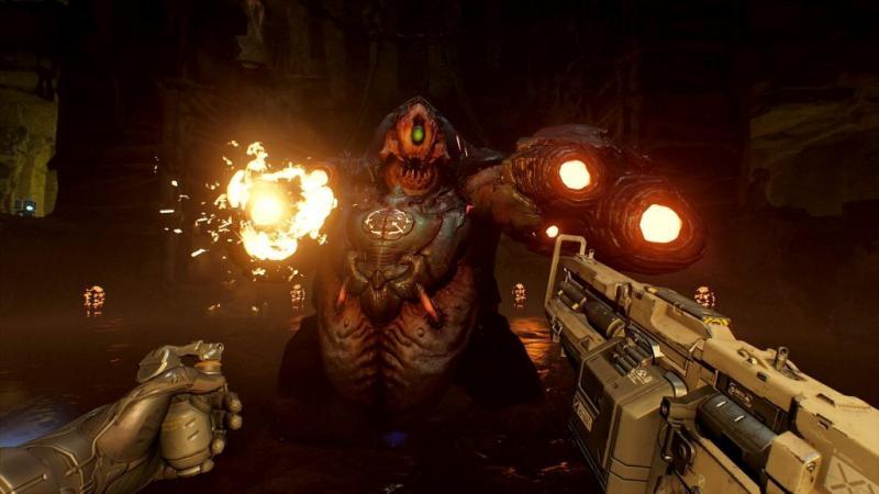 В пятницу покажут дебютный геймплей Doom Eternal