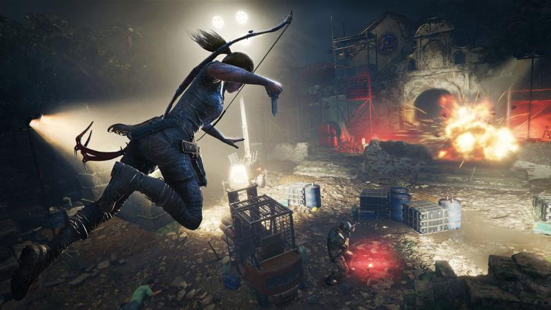 Первая четверть часа геймплея Shadow of the Tomb Raider в 4K-разрешении