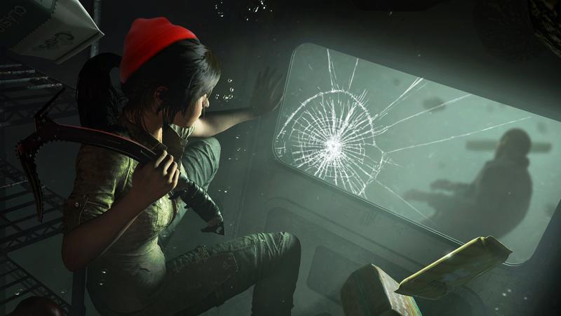 Подводные исследования в трейлере Shadow of the Tomb Raider