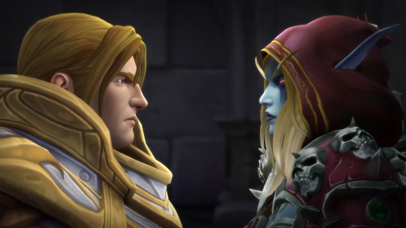 Состоялся релиз аддона World of Warcraft: Battle for Azeroth