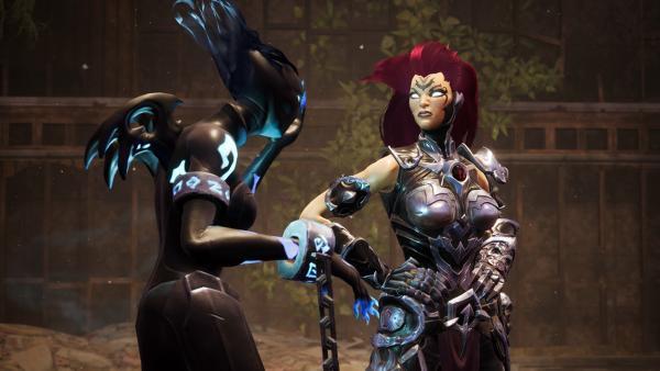 Новый трейлер и геймплей Darksiders 3 с выставки Gamescom 2018
