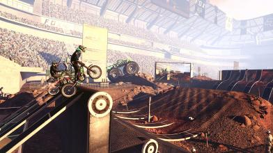 Релиз Trials Rising состоился в начале следующего года