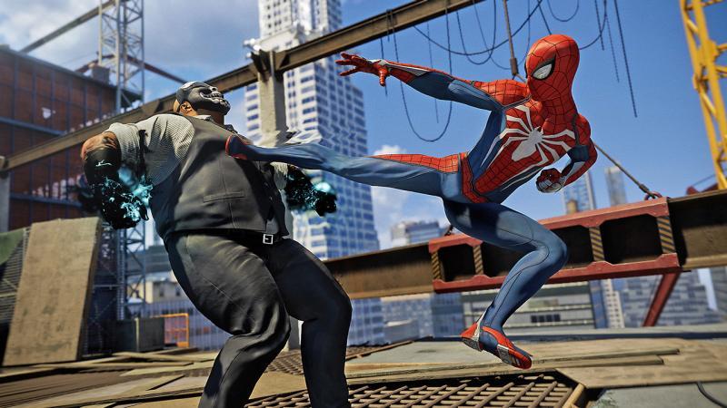 Spider-Man предсказывают место в ТОП-10 по продажам игр в этом году