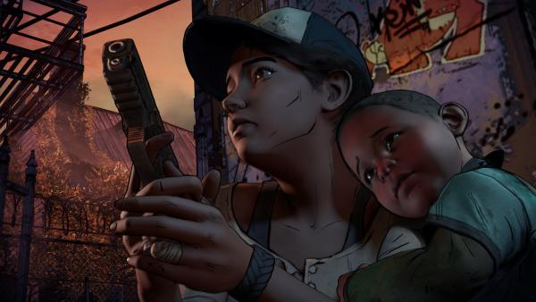 TellTale пообещала выпустить оставшиеся эпизоды The Walking Dead: The Final Season