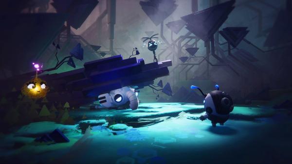 Новый геймплей кампании Dreams