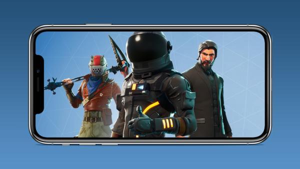 Fortnite: Battle Royale заработала на iOS 300 миллионов долларов