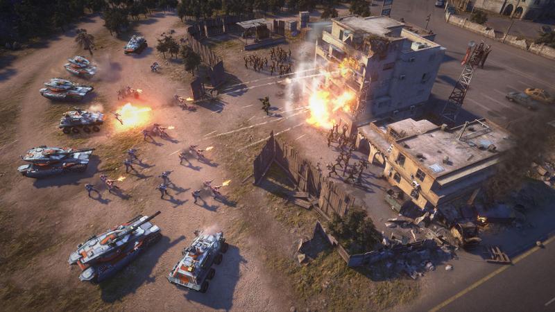 EAраздумывает над выходом ремастерингов уникальных частей Command & Conquer