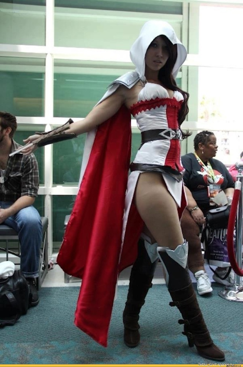 Assassins creed cosplay prono sexy pictures
