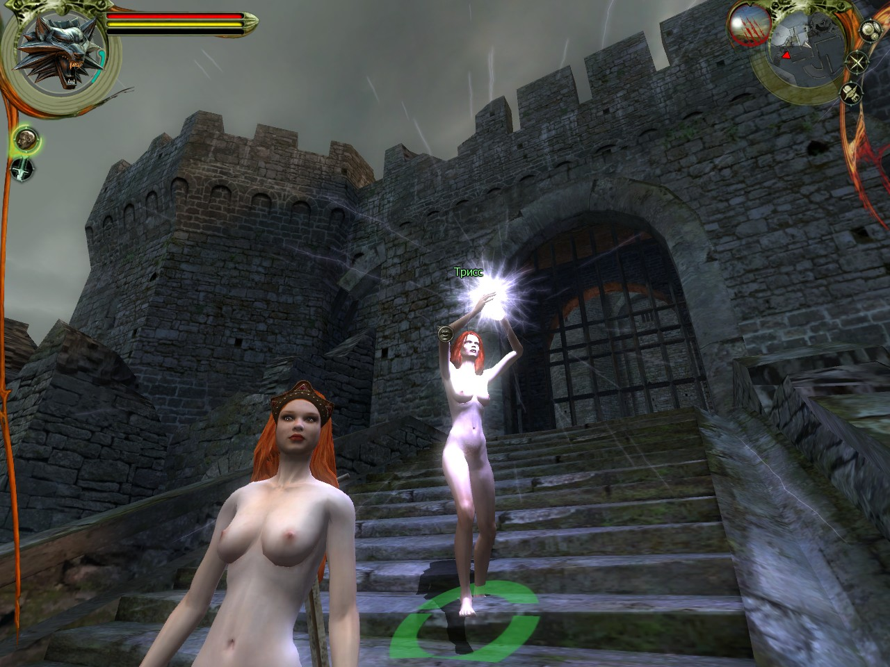 The witcher enhanced nude mods hentai film