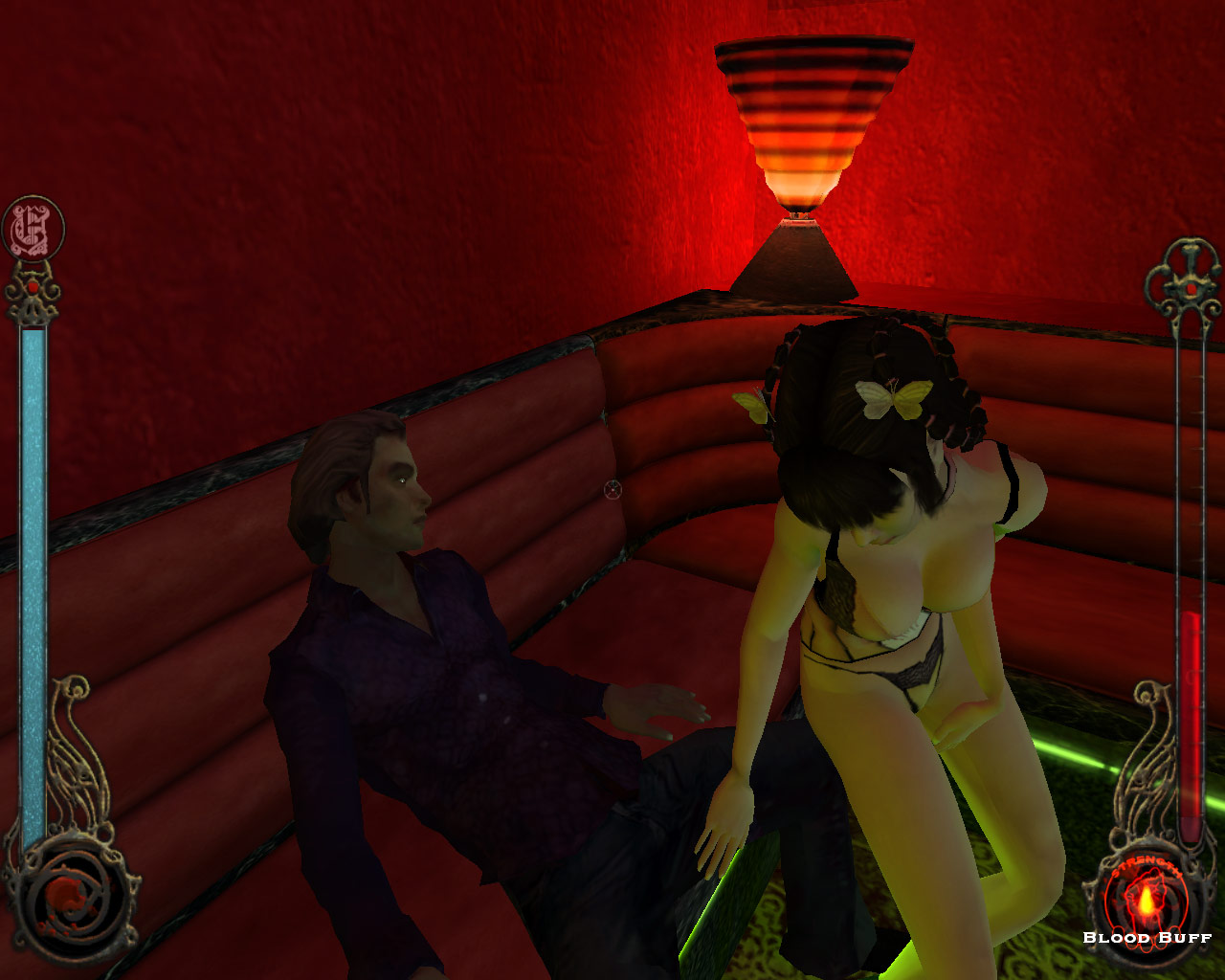 Vampire the masquerade bloodlines sexy mod sexy scenes