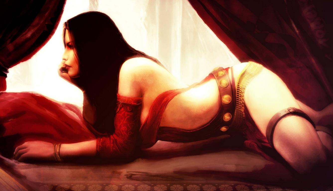 Principe de persia kaileena desnuda erotic video