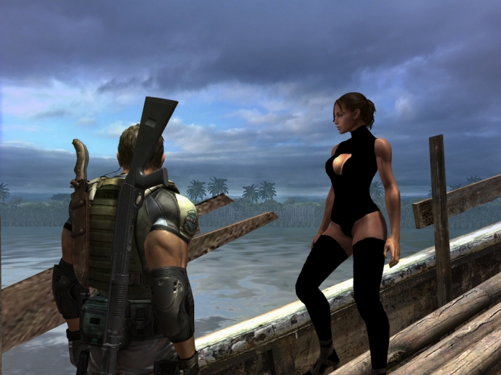Zero (яп Описание действие resident frontier Resident evil 7 скачать. Evil