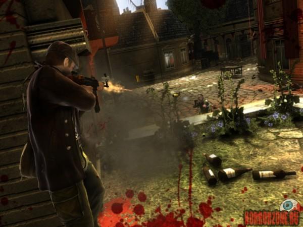 Скриншоты к игре The Saboteur, screenshot, обои, игры, скриншоты.