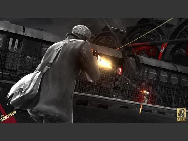 Саботажник / The Saboteur RIP 2009 / Русский Action скачать торрент бесплат