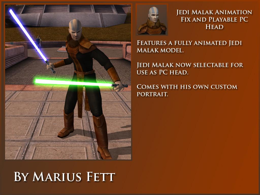 Star wars knights of the old republic 2 как сделать всех джедаями